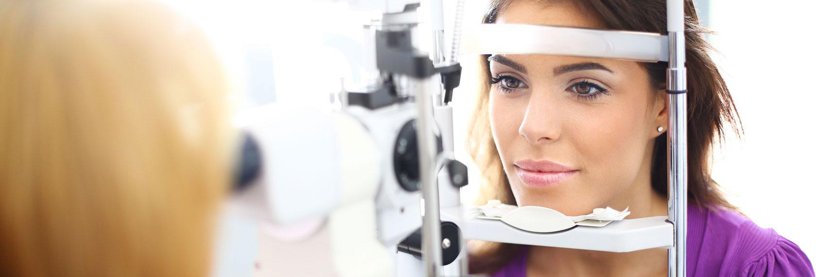 Ögonläkare